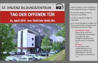Ankünder Bildungszentrum St. Vinzenz – Tag der offenen Tür