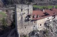 Oberland von Oben – Burg Berneck