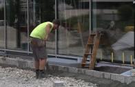Bauarbeiten Gottstein Trachten- & Freizeitmodengeschäft