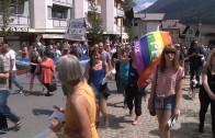 Bilderberg-Demonstrationen in Telfs