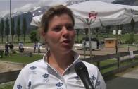 Dressur-Turnier auf der Reitanlage Waldhart
