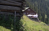 Wandertipp: Ludwigsburger Hütte