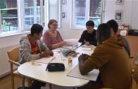 Deutschkurs für Telfer Flüchtlinge
