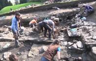 Archäologische Grabungen in Pfaffenhofen