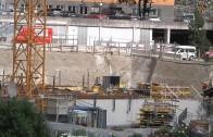 Baufortschritt Krankenhaus St. Vinzenz
