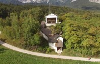 """Das Oberland von Oben """"St. Moritzen"""""""