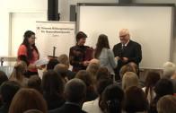 Diplomübergabe in der Gesundheits- und Krankenpflegeschule St. Vinzenz