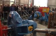 Einweihnung Wasserkraftwerk Jerzens