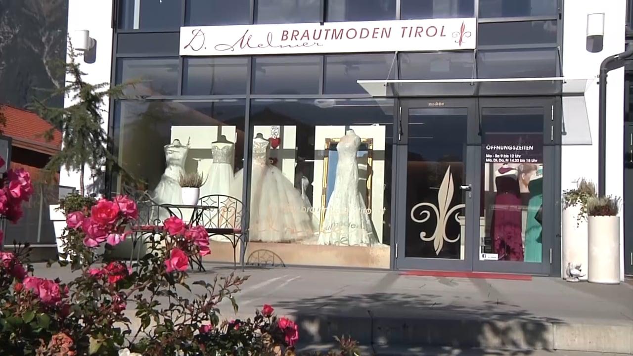 Heiraten Im Oberland Brautmoden Tirol Regional Tv Im Tiroler