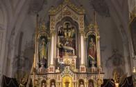 Krippenaufstellen Kirche Imsterberg