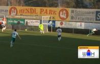 Fußball: SV Telfs – SV Fügen