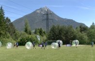 1. Bezirks-Bubblesoccer-Turnier in Imsterberg