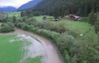 Hochwasser Gurgltal