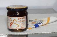 Honigschleudern mit Peter Gspan