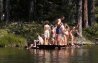 Kindererlebniswochen – Floßbauen am Möserer See