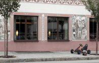 Ankünder – Seifenkistenrennen beim Hotel Linserhof