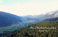 Das Oberland von oben – Möserer See