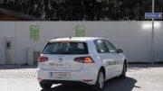 E-Tankstelle am Schreier Parkplatz Telfs
