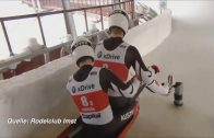 Rennrodler Florian Schmid holt Bronzemedaille