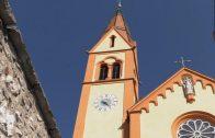 In den Türmen der Telfer Pfarrkirche Peter und Paul