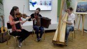 Jung & Frisch live im Studio