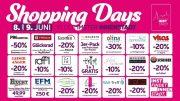Ankünder – Shopping Days in der Imster Innenstadt