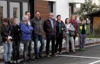 """Alpen Creativ Bau – Schlüsselübergabe """"Wohnen am Platzl"""" in Arzl"""