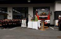 Fahrzeugweihe der Freiwilligen Feuerwehr Wenns
