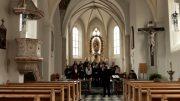 "20 Jahre Chor ""AbuOnso"" aus Pfaffenhofen"