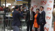 Eröffnung Interspar Hypermarkt Imst