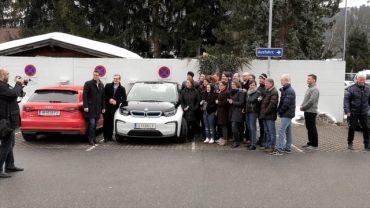 e-carsharing in der Marktgemeinde Telfs