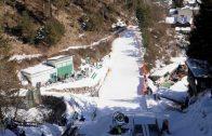 Skispringen auf der Putzenschanze