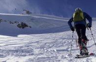 Skitag am Pitztaler Gletscher/ Rifflsee