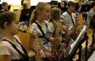 Bläserklasse der Musikkapelle Tarrenz