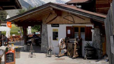Ausflugsziel Happis Hütte