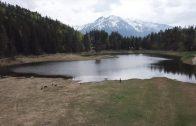 Das Oberland von oben – Der Lottensee