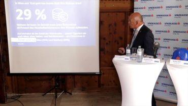 Pressekonferenz Sparkasse Imst – Wohnbau