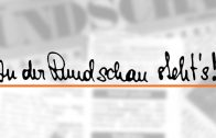 Rundschau Kurz Notiert 22-2018