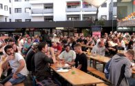 Fussball WM Public Viewing am Wallnöferplatz