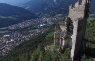 Das Oberland von Oben – Burg Schrofenstein