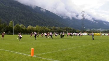 Patriots U18 gegen Schwaz Hammers