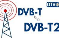 Umbau DVB-T – DVB-T2