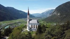 Oberland von Oben – Maria Locherboden
