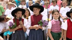 Ehrenbürgerfeier für Van der Bellen in Feichten