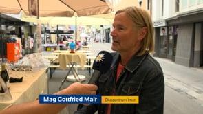 Mair Gottfried im Gespräch