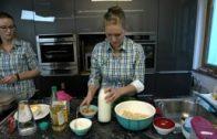 Jungbauern laden zum Bezirkserntedank und kochen ein Gulasch