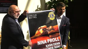 Lions Club präsentiert Nina Proll