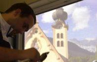 Maroni Herzen in der Konditorei Regensburger