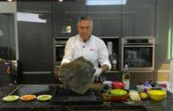 Willi Fink kocht einen Steinbutt