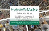 Modestoffe Uschi wünscht den Oberländer Fasnachten ein gutes Gelingen!